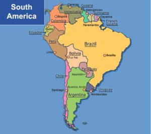 South America – 7 Continents and 5 Oceans of the World on major rivers in south america, map of northern ca wine country, map of northern east coast usa, map of north america natural resources, topography of northern south america, northern part of south america, map of north america without labels, map of latin america, map of northern lebanon, map of the northern america, political map of america, map of northern fiji, map of northern adriatic, map of northern ukraine, map of eastern north america, map of northern jordan, map of central america, map of northern south carolina, map of northern european rivers, map of northern wisconsin,